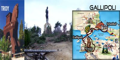 ANZAC-GALLIPOLI TOURS