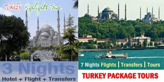 TURKEY SPECIAL WINTER TOURS